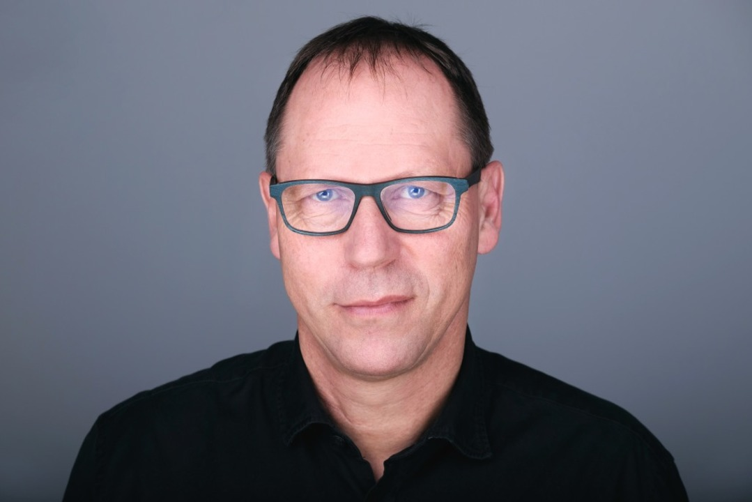 Thomas Fricker, Chefredakteur der Badischen Zeitung.  | Foto: Miroslav Dakov