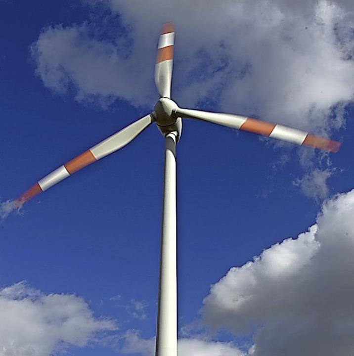 Windkraft steht bei den EWS hoch im Kurs.  | Foto: Arne Dedert