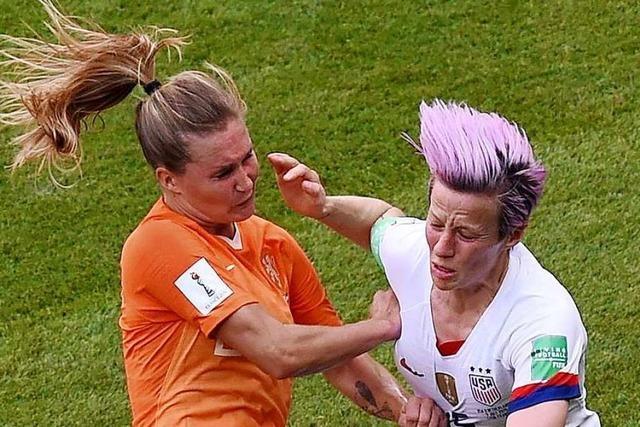 Desiree van Lunteren: Die unprätentiöse Vizeweltmeisterin vom SC Freiburg