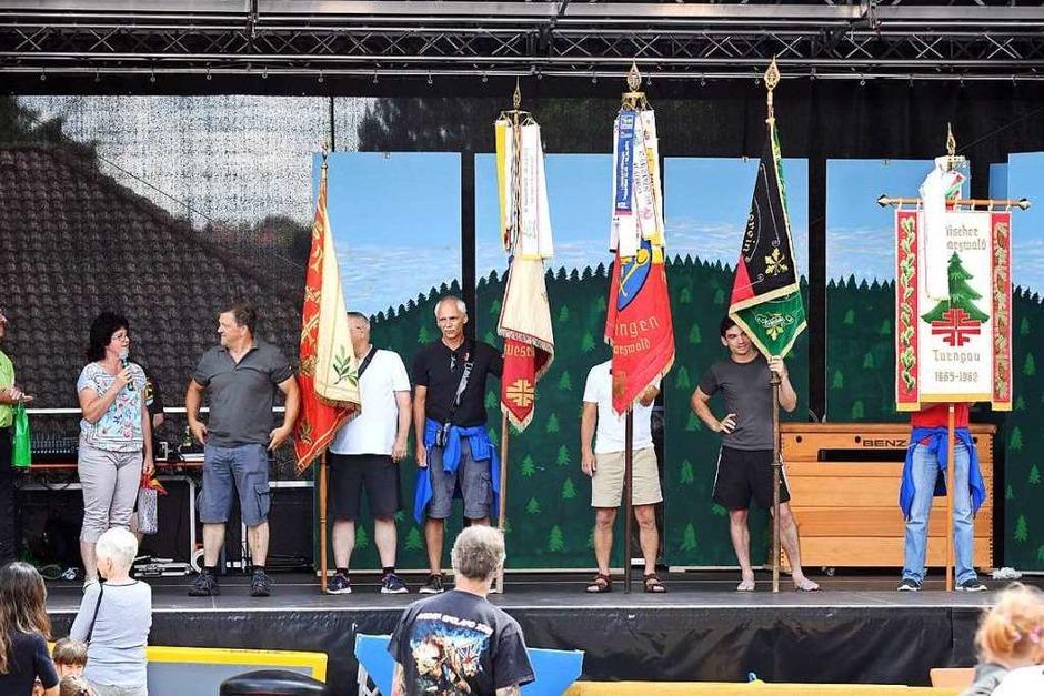 Das Gauturnfest in Löffingen und Rötenbach begeisterte Athleten und Zuschauer mit zwei Tagen voller Lebensfreude und Spannkraft. (Foto: Wolfgang Scheu)