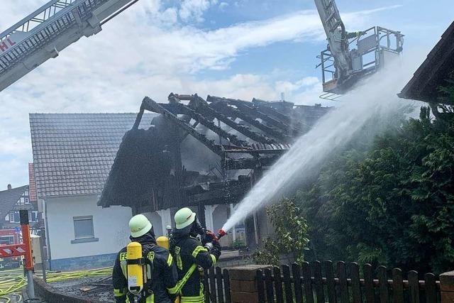 Scheunenbrände von Hesselshurst und Ringsheim offenbar nicht Teil der Serie