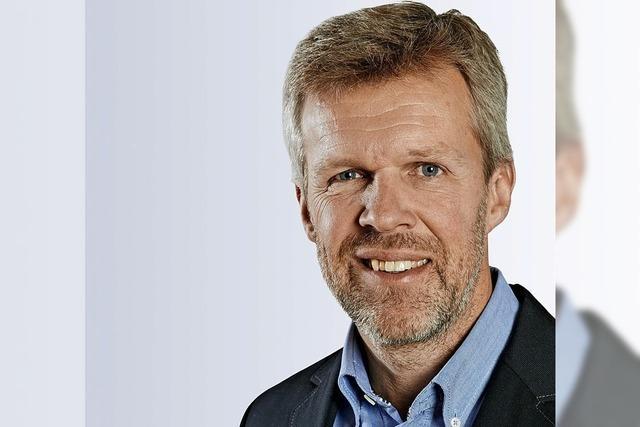 Dr. Thomas Unterbrink referiert im Kreiskrankenhaus Lörrach über