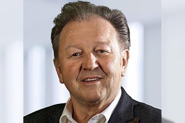 Paul Renz behält Vorsitz in CDU-Fraktion