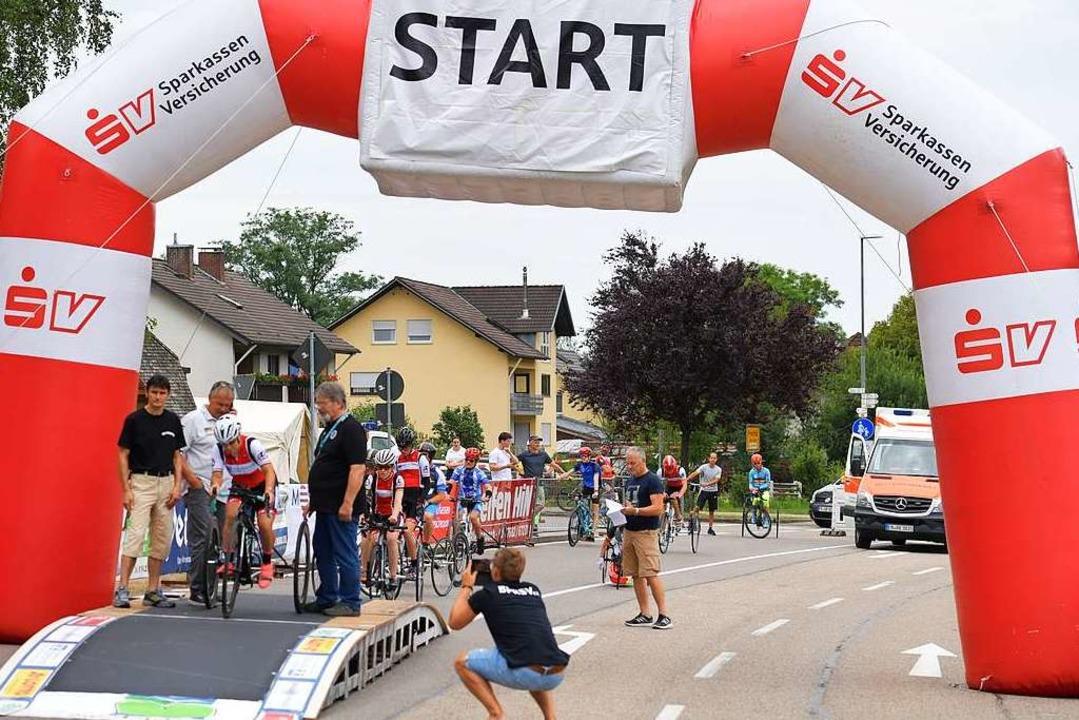 Von der Rampe in Prechtal hoch bis zur... Ritt, auch für die besten Paracycler.  | Foto: Achim Keller