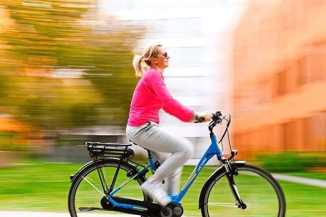 Bad Säckingen und Stein testen gemeinsamen E-Bike-Verleih