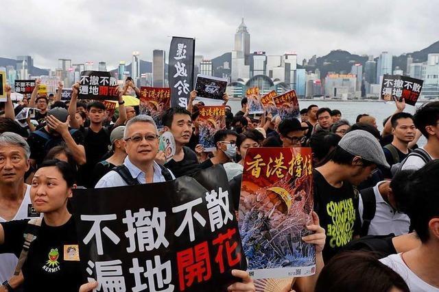Hongkongs Regierung erklärt Auslieferungsgesetz für