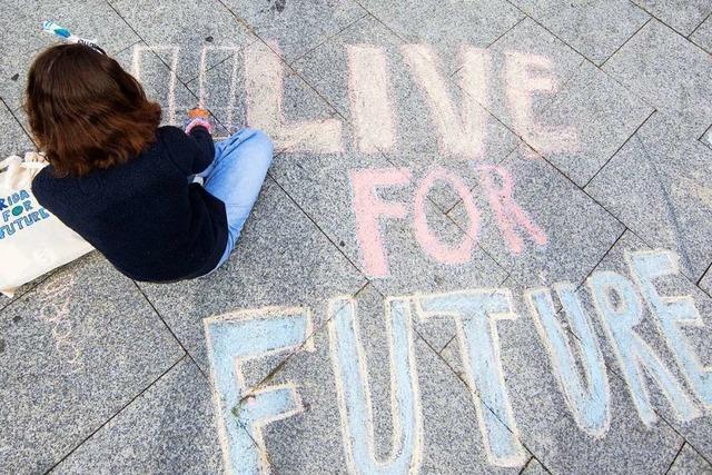 Fünf Tage Freitag: Kölner Schüler demonstrieren mehrere Tage am Stück