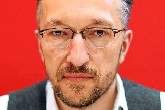 Büchner-Preis für Lukas Bärfuss