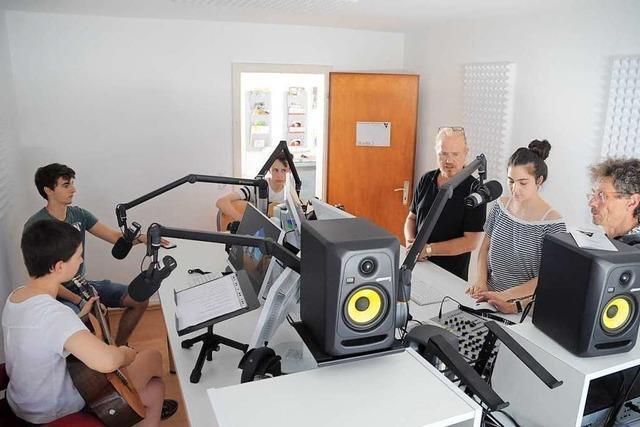 Schopfheimer Schülerband eröffnet die Stimmen-Marktplatzkonzerte