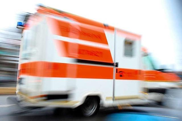 Ein Bauarbeiter wird auf der A1 von einem Lkw erfasst und stirbt