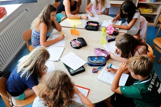 Kiwanis-Ferienschule in Denzlingen ermöglicht Schülern, sich in den Ferien preiswert weiterzubilden