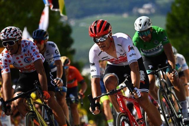 Die Tour de France kommt am Mittwoch und Donnerstag ins Elsass
