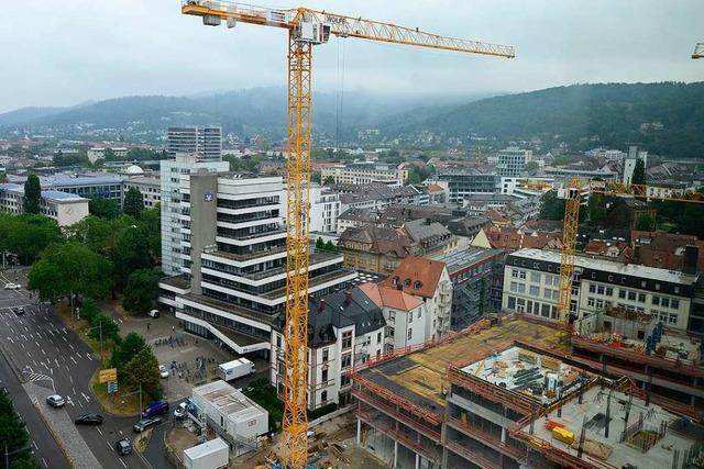 Umgestaltung des Europaviertels: Stadt Freiburg einigt sich mit zwei Investoren