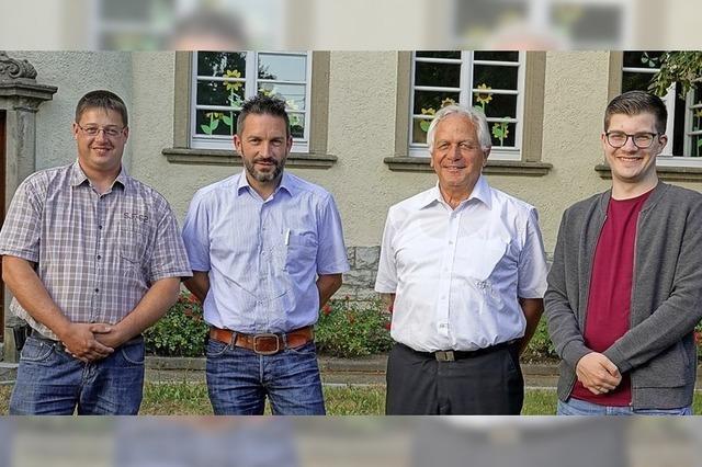 Heinz Sillmann soll Ortsvorsteher bleiben