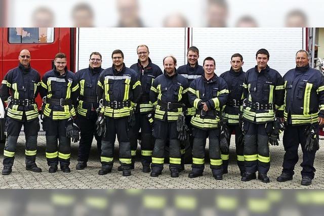 Doppelerfolg für Endinger Feuerwehr