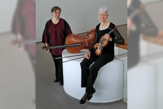 EMGA Duo gastiert in der Johanniterkirche in Feuerbach