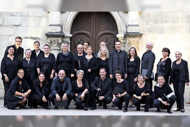 Markus Mackowiak dirigiert drei Bachkantaten im Fridolinsmünster Bad Säckingen