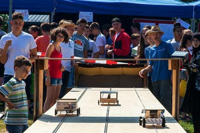 Die schnellsten Solarflitzer werden gesucht