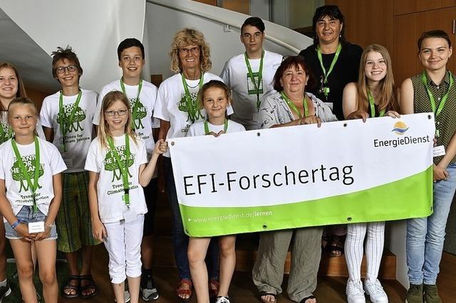 Schüler aktiv für Umwelt