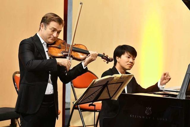 Kammermusik, Klavier und Orchestrales: Notizen vom Klassik-Festival in Colmar