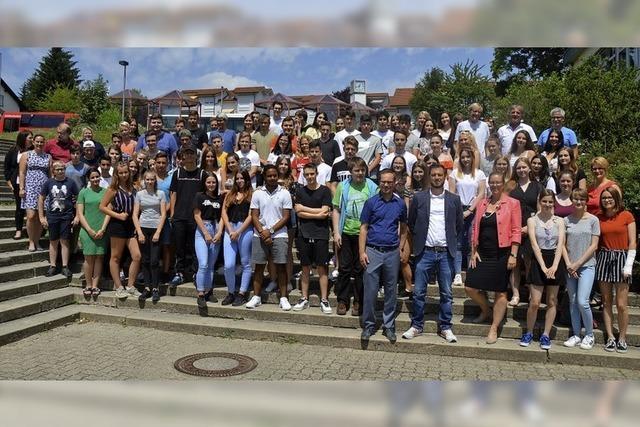 115 Hans-Thoma-Schüler haben bestanden