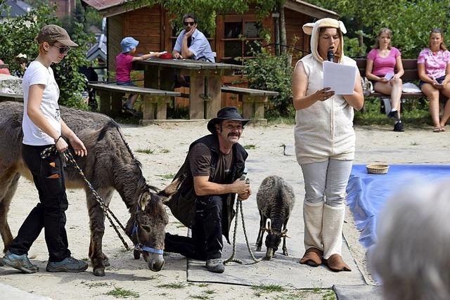 Schaf, Esel, Schlange & Co.