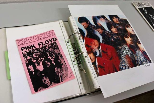 Wie die Uni Freiburg an die Sammlung eines Pink-Floyd-Fans aus NRW kam