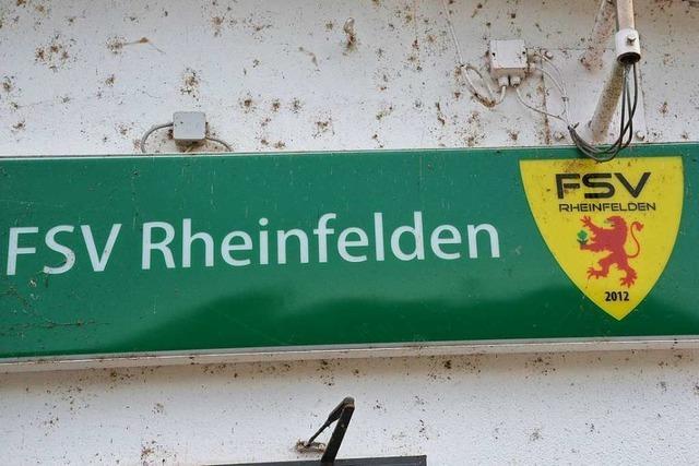Der Umzug des FSV Rheinfelden kostet 2,1 Millionen Euro