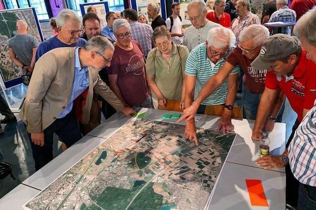 Trassensuche für A5-Zubringer Offenburg-Süd beginnt bei null