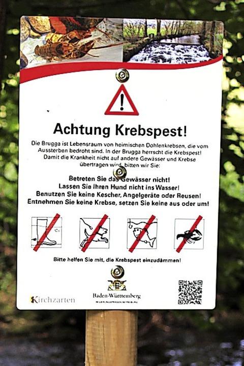 Betreten verboten – für Mensch und Tier  | Foto: Erich Krieger