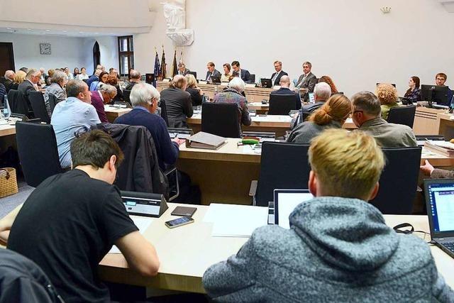 Regierungspräsidium genehmigt den Freiburger Doppelhaushalt für die Jahre 2019 / 2020