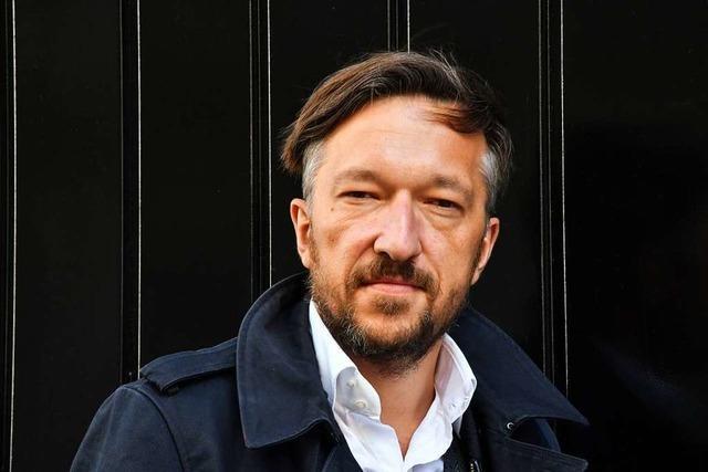Literarischer Ritterschlag: Lukas Bärfuss erhält den Büchner-Preis