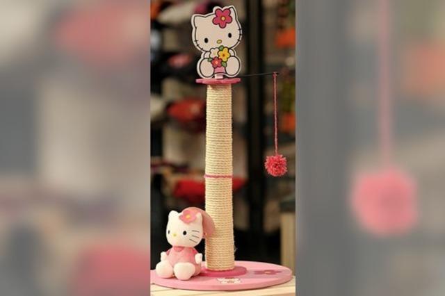 Hello Kitty muss zahlen