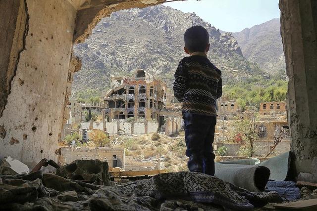 Die Cholera wütet im Jemen