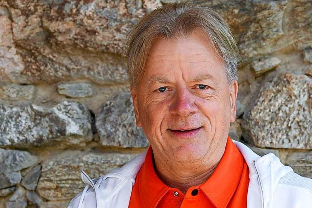 Daniel Schneider  wurde zum Bürgermeisterstellvertreter gewählt.    Foto: Martin Schweizer