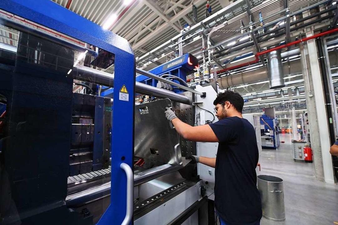 Arbeiter bei IMS Gear  | Foto: pr