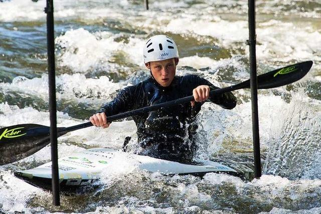 Waldkirch hat einen Europa-Meister: Paul Bretzinger