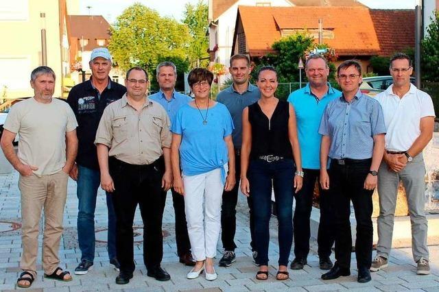 Ortschaftsrat Ottenheim votiert klar für Silke Weber