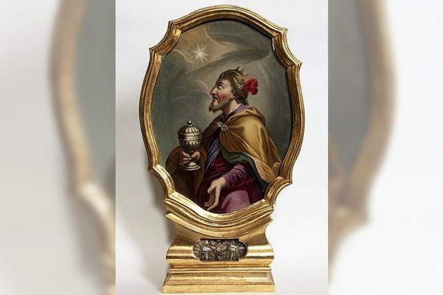 Ein Experte spricht über die Schätze von St. Margarethen