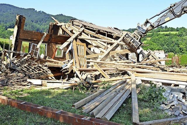 Gasthaus Löwen wird nach mehr als 250 Jahren abgerissen