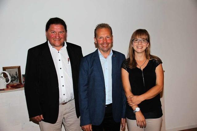 Merdingens Bürgermeister hat nun drei Stellvertreter