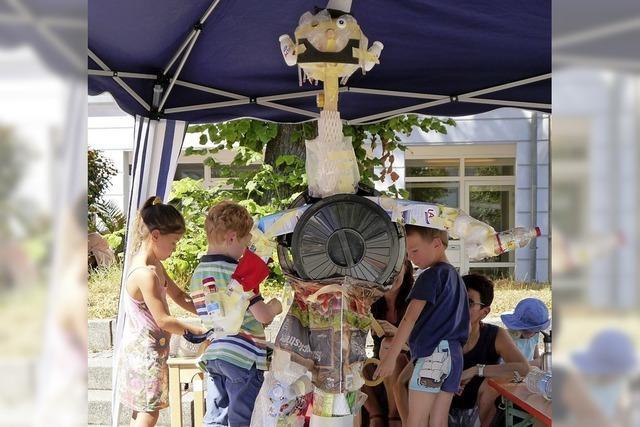 Sommerfest in Zähringen