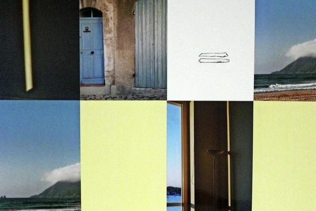 Künstlerin Sandra Eades wird heute 70 und stellt in Freiburg aus