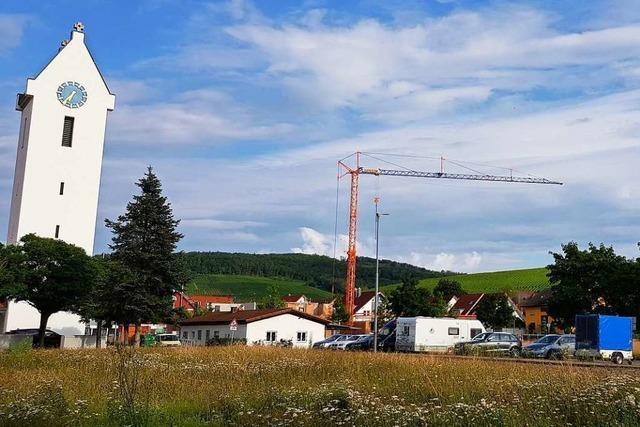 Schallstadts neue Ortsmitte wird demnächst Gestalt annehmen