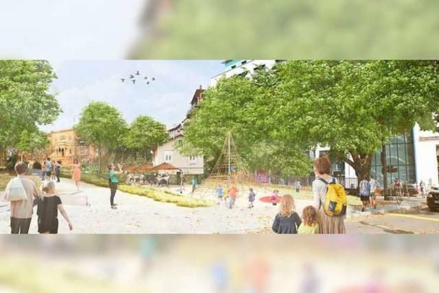 Freiburger Gemeinderat billigt die Pläne für die Umgestaltung des Colombiparks