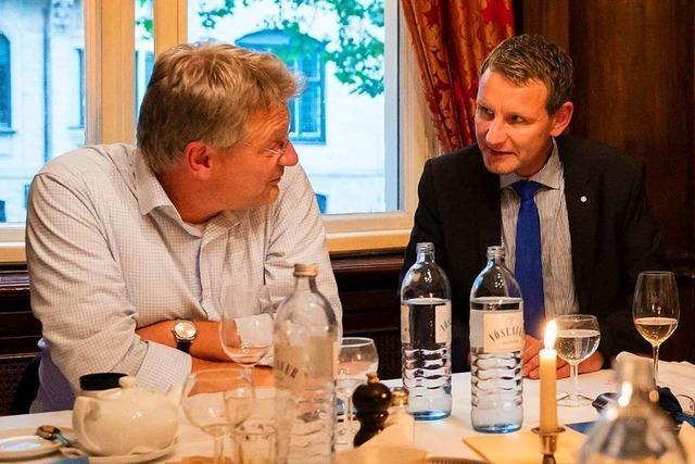 Front in der AfD gegen Björn Höcke