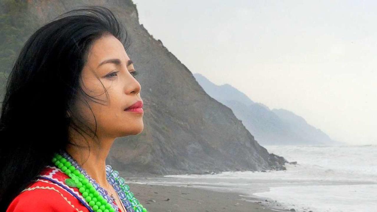 Die Sängerin Ado Kaliting Pacidal aus Taiwan  | Foto: Small Island Big Song