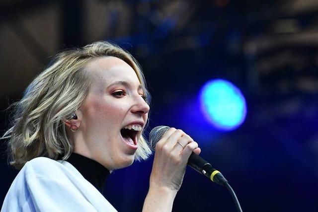 Sängerin Miva über ihren Auftritt: