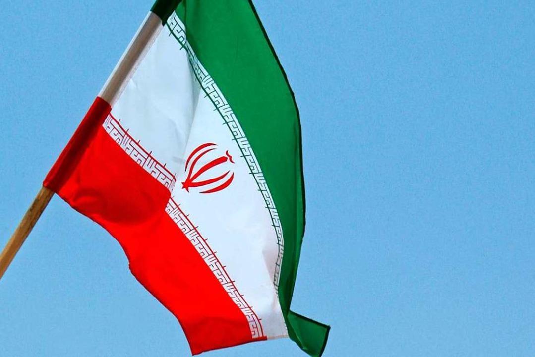 An dem neuesten Zwischenfall im Persis...ild). Der Iran dementiert den Vorfall.  | Foto: ATTA KENARE (AFP)