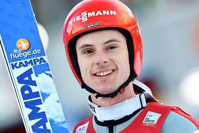 Mannschafts-Olympiasieger Andreas Wank beendet Karriere